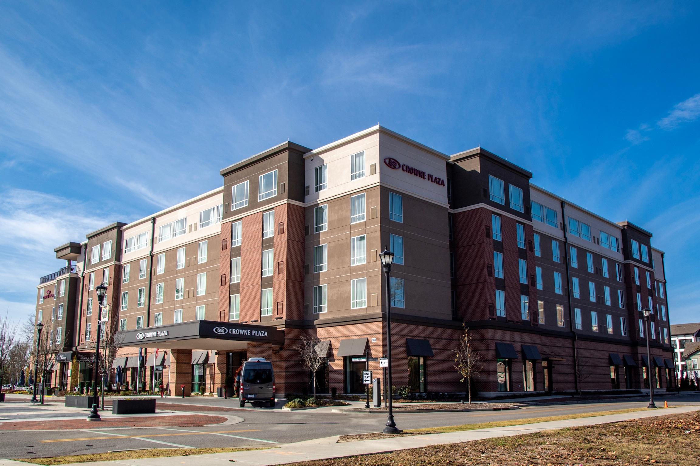 Crowne Plaza, Augusta, GA