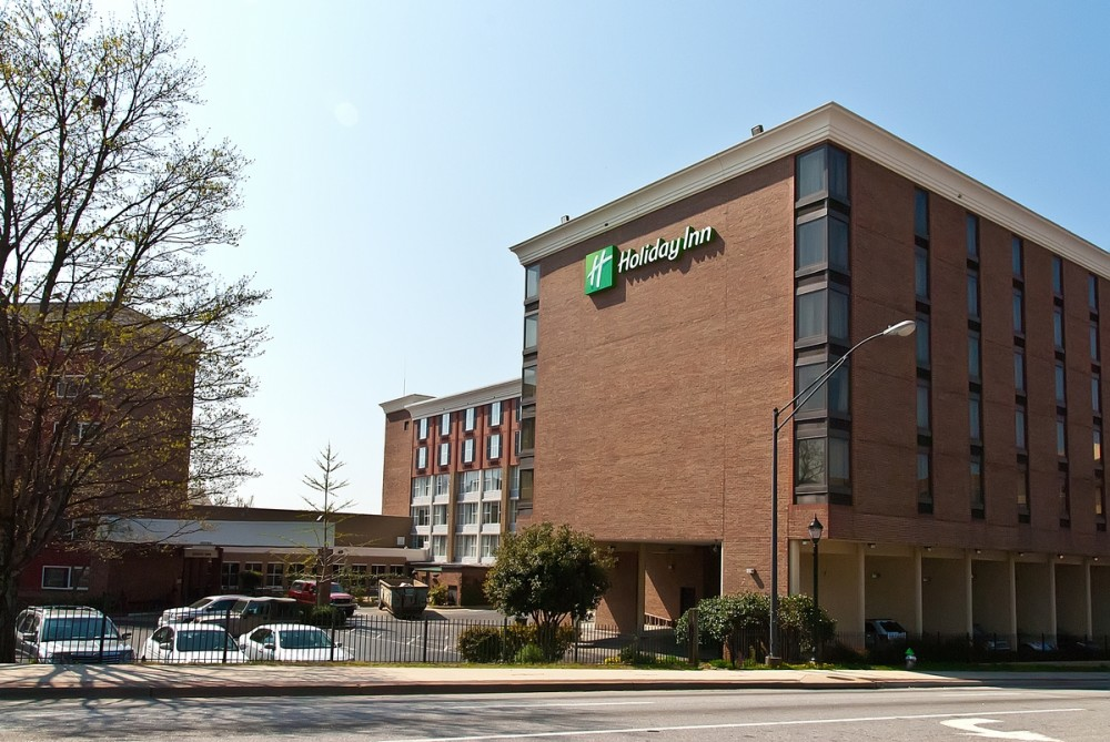 Holiday inn, Athens, GA
